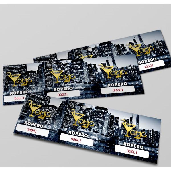 Tickets Ropero