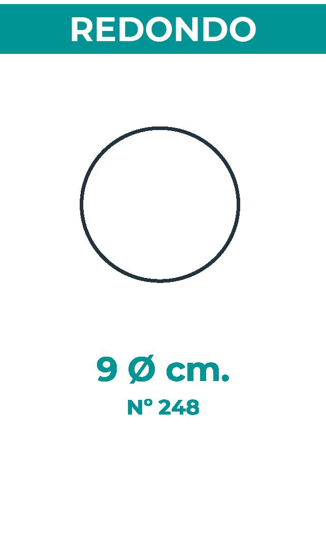 9 Ø cm