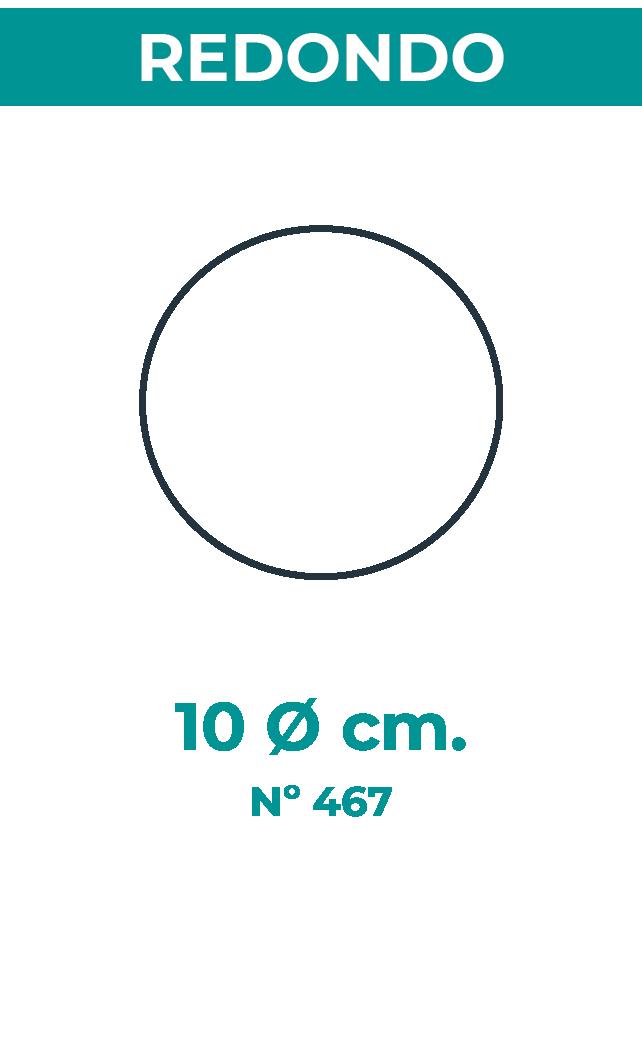10 Ø cm