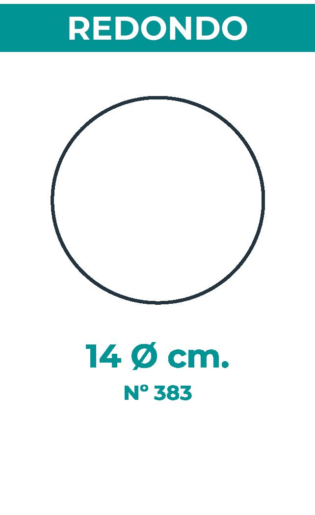 14 Ø cm