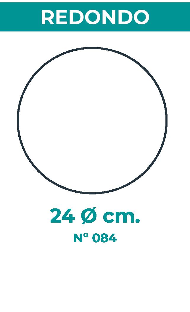 24 Ø cm