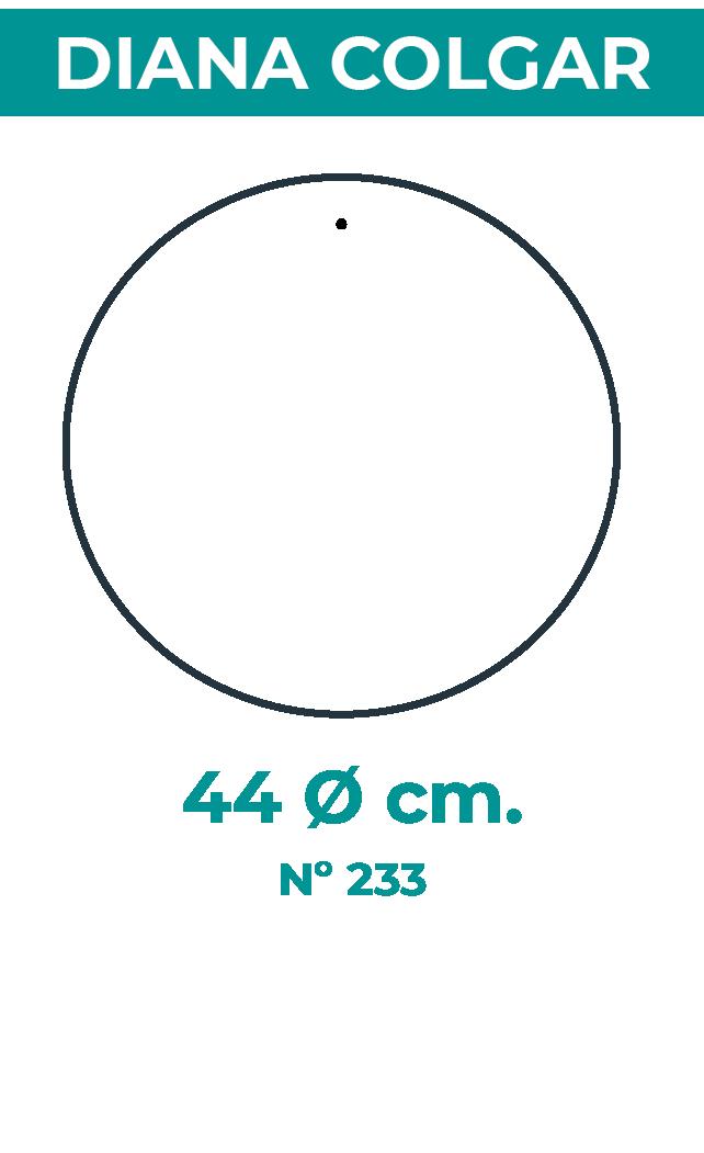44 Ø cm