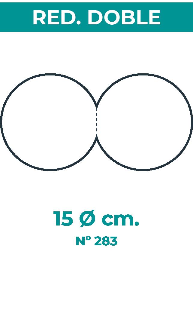 15 Ø cm
