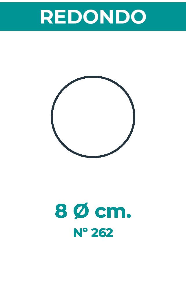 8 Ø cm