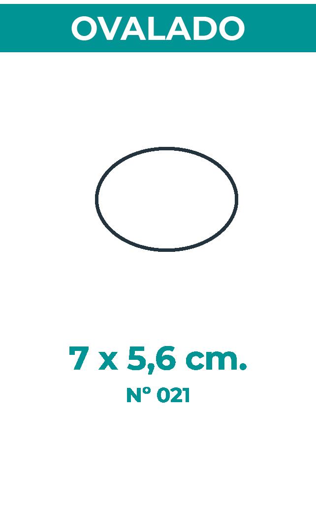7 X 5,6 CM