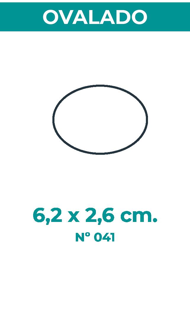 6,2 X 2,6 CM