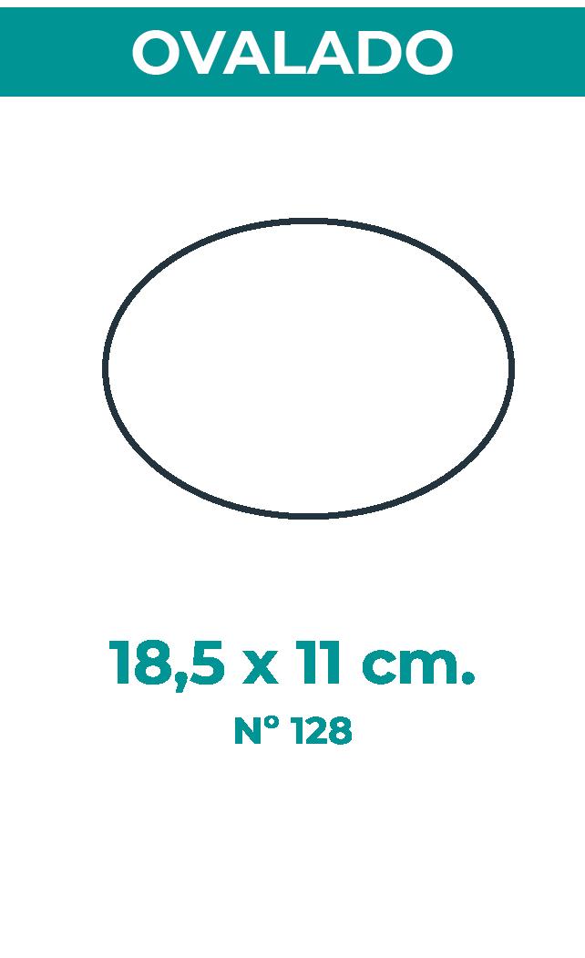 18,5 X 11 CM