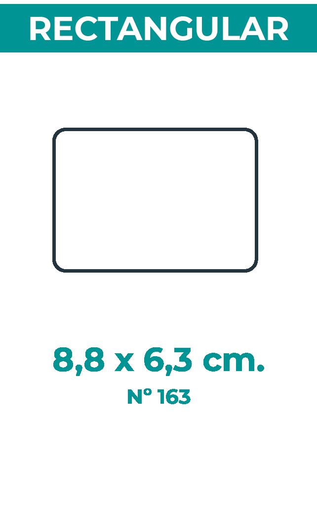 8,8 x 6,3 cm