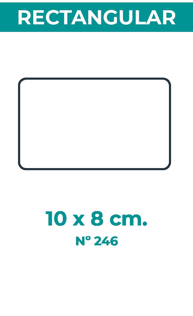 10 x 8 cm
