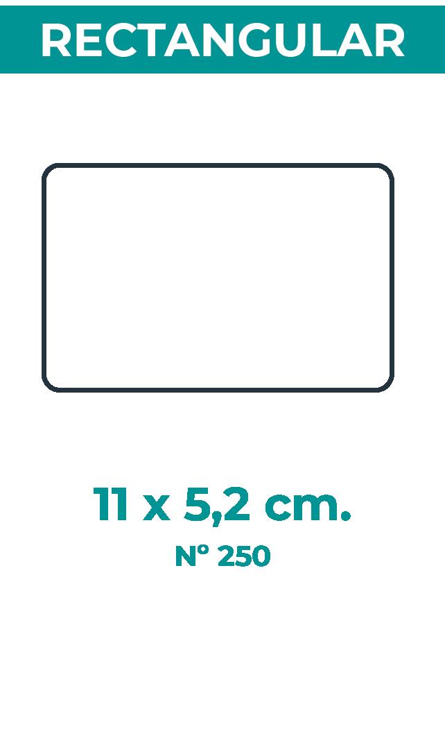 11 x 5,2 cm