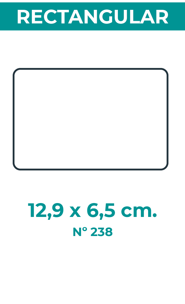 12,9 x 6,5 cm