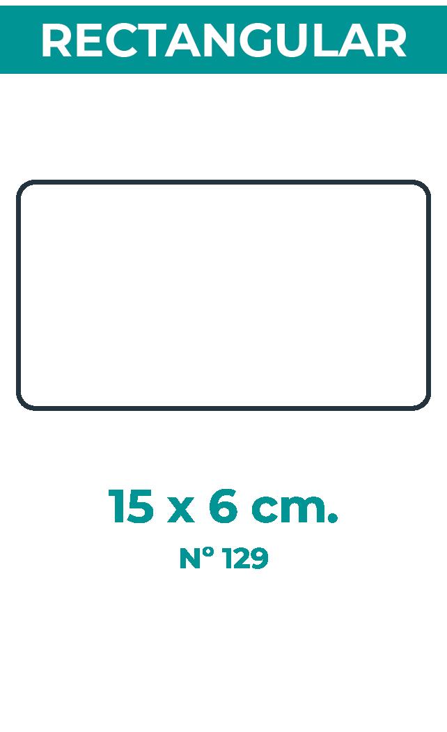 15 x 6 cm